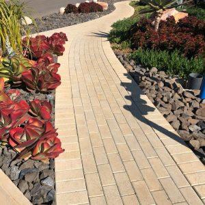 Residential Walkway Paving